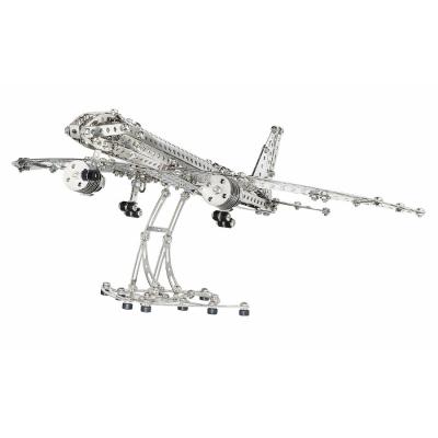 00010 Конструктор металлический Самолет Eitech