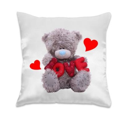 99001V Подушка Teddy love (35х35 см)