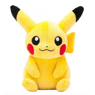 990118 Мягкая игрушка Покемон 15 см Pokemon Bulbasaur
