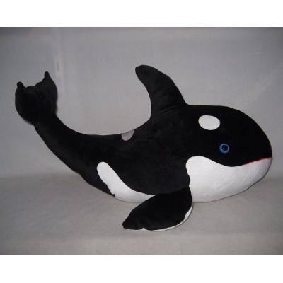 *BP0082 Мягкая игрушка Косатка Малыш 35 см Абвгдейка