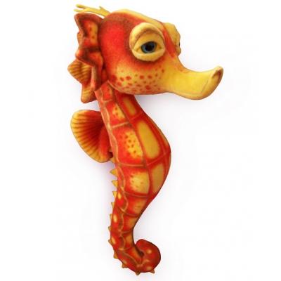 *NS-0061 Мягкая игрушка Морской конек 40 см Абвгдейка