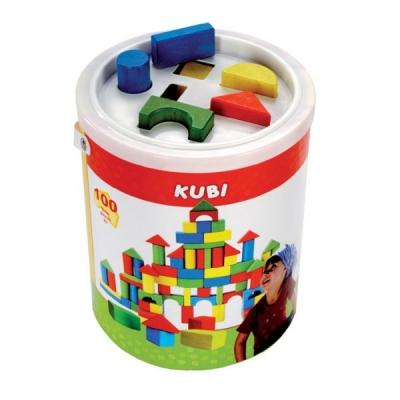 99196 Развивающие кубики 100 элементов Bino
