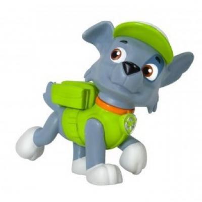 99073 Игрушка-фигурка щенка Rokky  Щенячий патруль Paw Patrol