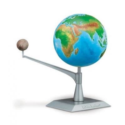 993241 Масштабная модель Земля и луна 4M