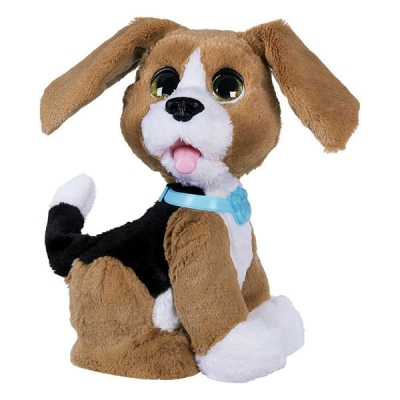 990071 Говорящий щенок Чарли Бигль FurReal Friends Hasbro