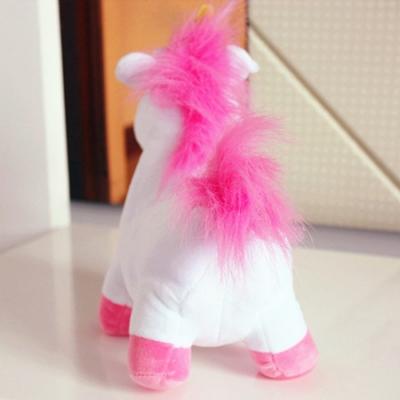 *0023 Мягкая игрушка Единорог Флаффи «Гадкий Я» 35 см Internet Project