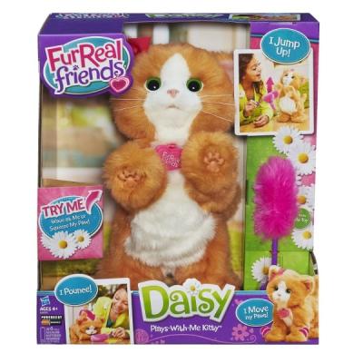 """992003 Игривый котенок """"Дэйзи"""" FurReal Friends"""