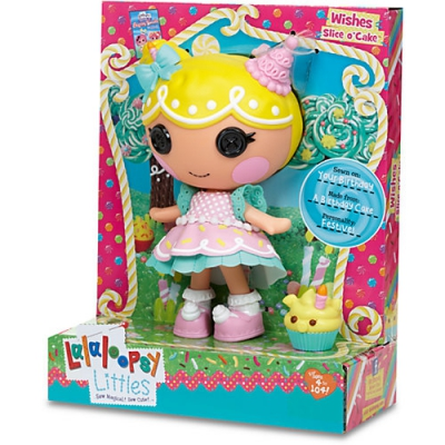 "99631 Кукла Лалалупси ""Пироженка"" 18 см Lalaloopsy Littles"
