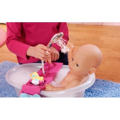 991336 Набор игровой Интерактивная кукла с ванной Беби Бон Baby Born