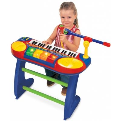 99092 Электронное пианино со стульчиком Weina