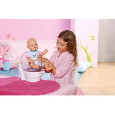 991337 Интерактивный унитаз Беби Бон Baby Born