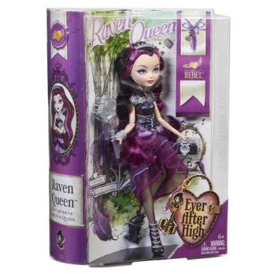 99BBD42 Кукла Рейвен Квин Отступники Ever After High Mattel