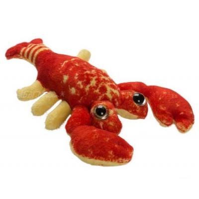 *SW-0084 Мягкая игрушка Рак малыш красный 20 см Абвгдейка