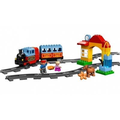 990390 Мой первый поезд Лего Дупло Lego Duplo