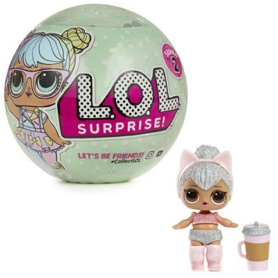 99479 Игрушка кукла-сюрприз в шарике 2 серия L.O.L.