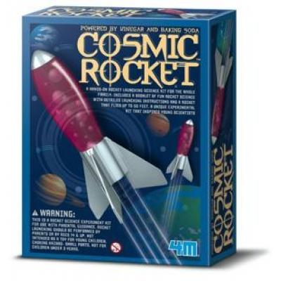 3235 Набор Космическая ракета Сделай сам 4M