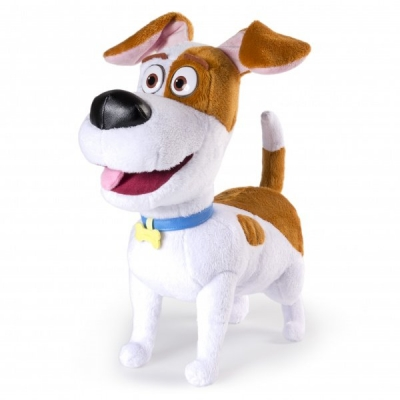 990123 Мягкая игрушка Терьер Макс 30 см Secret Life of Pets