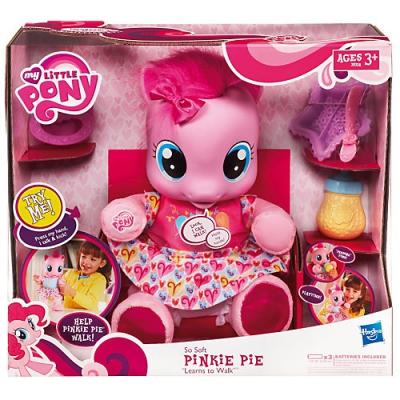 99208 Интерактивная мягкая Пони Пинки пай My little Pony Hasbro