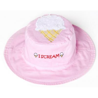 Панама детская двуxсторонняя Мороженое/Пирожное FlapJacks