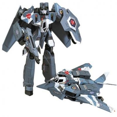 20781 Игрушка Робот-трансформер Самолет X-Bot Aerobot 20 см Happy Well
