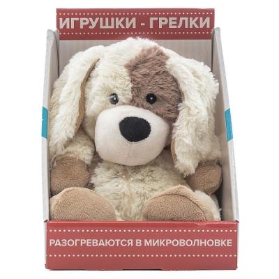 990018 Мягкая игрушка-грелка Собака Cozy Plush Warmies