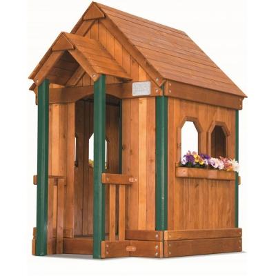 99018 Детский игровой домик Playhouse Rainbow PEL