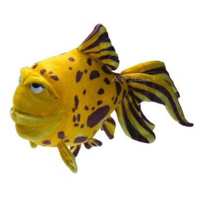 *SW-0055 Мягкая игрушка Рыба тропическая 38 см Абвгдейка