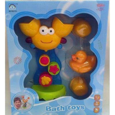 """EQ11893 Игрушка для ванной """"Счастливый крабик"""""""