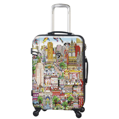 99107-26 Дорожный чемодан на колесиках Heys Fazzino New York 26''