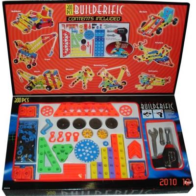"""24145 Конструктор """"Инженер"""" с инструментами 300 Red Box"""