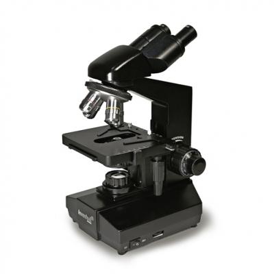 24611 Бинокулярный биологический микроскоп Levenhuk 850B