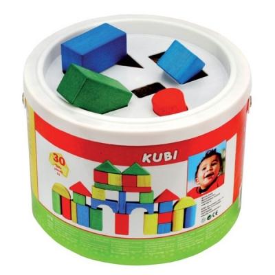 99195 Развивающие кубики 30 деталей Bino