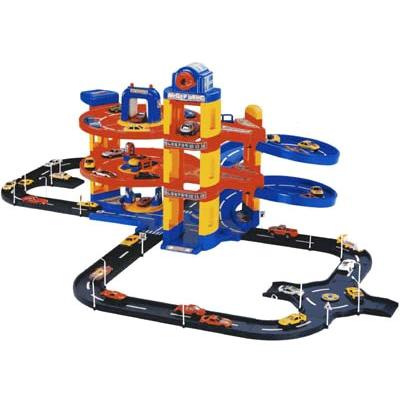 993067 Игровой набор Гараж-парковка Kids