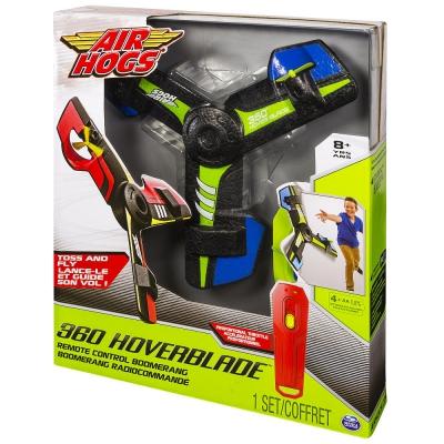 99012 Радиоуправляемая игрушка Бумеранг Air Hogs 360 Hoverblade Spin Master