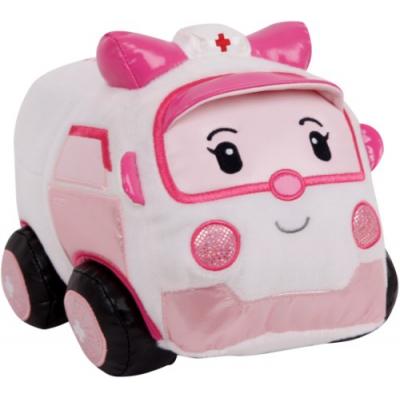 990316 Мягкая игрушка Машинка Эмбер Робокар Поли SilverLit