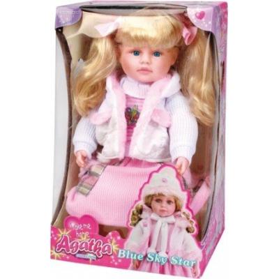 99047 Кукла с голубыми глазками Agatka