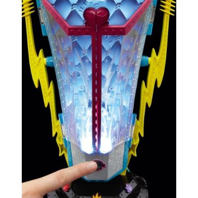 """990023 Кукла Френки Штейн """"Перезарядка"""" с зарядной камерой Monster High"""