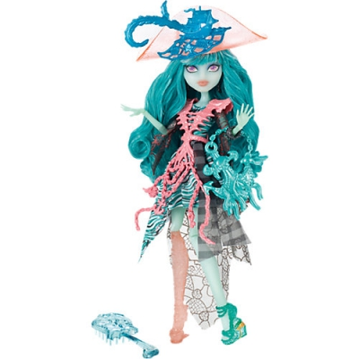 "CDC31 Кукла Вандала Дублон ""Ученики-призраки"" Monster High Mattel"