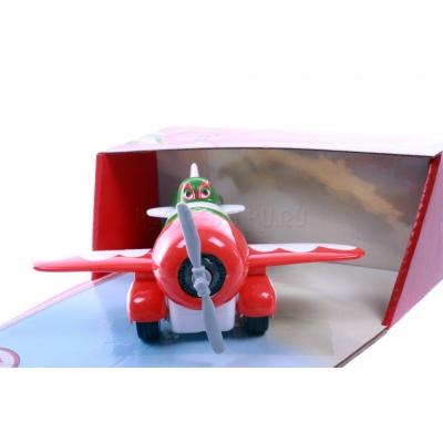 """99683t  Cамолеты. Инерционный самолет серии """"Летающие друзья"""""""
