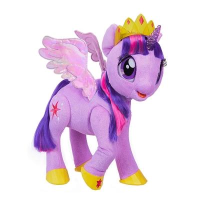 """990214 Интерактивная пони Твайлайт Спаркл """"Сияние"""" 40 см My Little Pony Hasbro"""