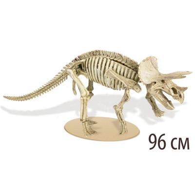 990071 Конструктор Модель динозавра Трицератопс 96 см T-Rex