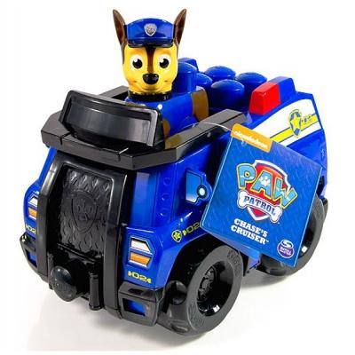 99854 Конструктор Полицейский патруль Щенячий патруль Paw Patrol