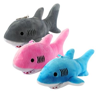 *SW0370 Мягкая игрушка Акула Блад XS 18 см Абвгдейка