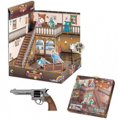 *649/32 Оружие игрушечное с мишенью Edison