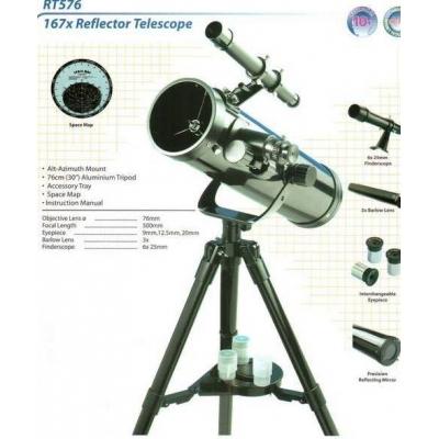 *RT576 Телескоп с увеличением 167х Edu-Toys
