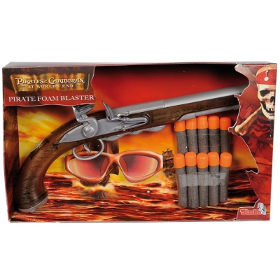 "99500 Пистолет игрушка ""Пираты Карибского моря"""