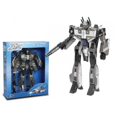 31030 Игрушка Робот-трансформер Космолет X-BOT Variable Cyberbot 20 см Happy Well