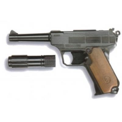 99235/24 Пистолет игрушечный Lionmatic Edison