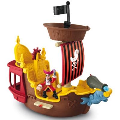 995488 Корабль Веселого роджера (Джейк и пираты Нетландии) Fisher-Price