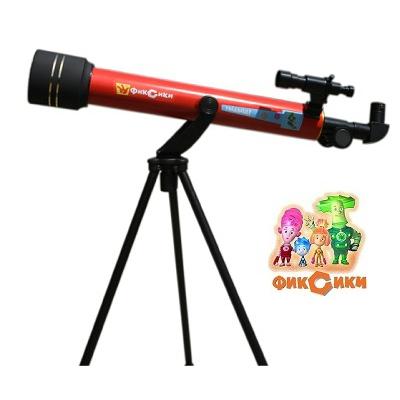 """99577 Телескоп детский с набором """"Фиксики Верта"""" Levenhuk"""